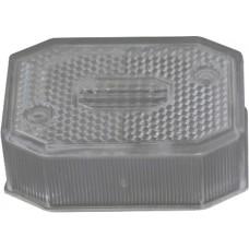Запасное стекло Aspock Flexipoint I Weiss Cover Lens 10508 для габаритных фонарей 10506, 105060, 10507
