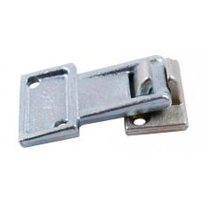 Петля с ответкой для алюминиевых крышек прицепов
