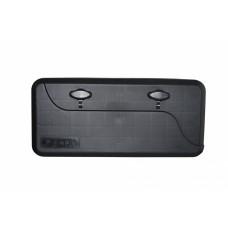 Ящик для инструментов Daken пластик черный 42568