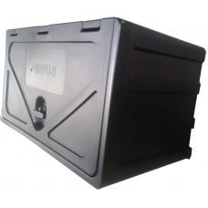 Ящик многофункциональный Stabilo 800x450x450мм черный 62993
