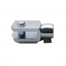 Вилка амортизатора / тормозной тяги HP-trailer М10 40 мм Ø 10 мм 42559