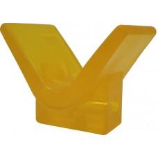 Носовой упор Knott Autoflex 115х90 желтый 6X1065.018