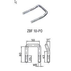 Стремянка U-образная Winterhoff ZBF 10-PO 1860039