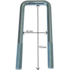 Стремянка SKT M10 LH 150 x LW 42 мм 408150