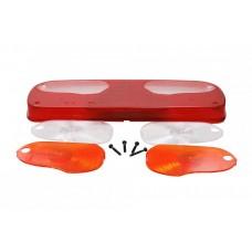 Запасное стекло Aspock для задних фонарей прицепа 10976, 10977