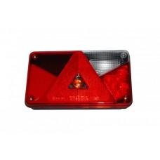 Фонарь задний Aspock Multipoint V LED правый 10942