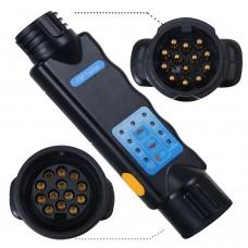 Тестер проводки автомобиля / прицепа Bakker 13 контактов 303541