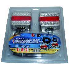 Комплект фонарей Pro Plus LED с кабелем 107960-303662