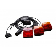 Комплект электропроводки с фонарями Aspock 10355