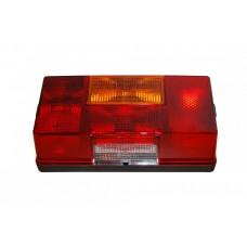 Четырехкамерный задний фонарь левый Hella 100380