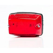Фонарь габаритный красный Fristom FT-006 C