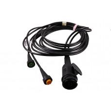 Соединительный кабель 13-контактный Aspock 13 Poliger Stecker 100981