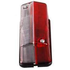 Контурно-габаритный фонарь красно-белый Hella 10082