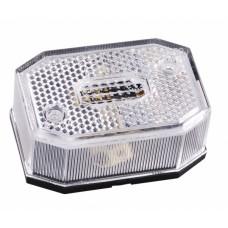 Передний белый контурно-габаритный фонарь Aspock Flexipoint I 10507