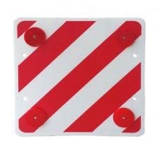Знак крупногабаритного груза Bakker 500 Х 500 мм 405137