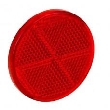 Светоотражатель Fristom d=60 красный DOB-032 C