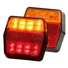 Фонарь задний Aspock LED левый/правый 3158-090
