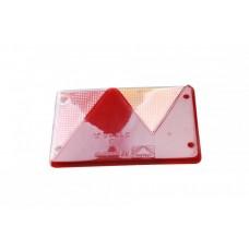 Запасное стекло для правого фонаря Aspock Multipoint IV 10915, 10916