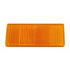 Катафот желтый Aspock Rückstrahler 69х31,5 mm 10216