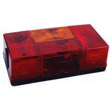 Четырехкамерный фонарь правый Hella 10039