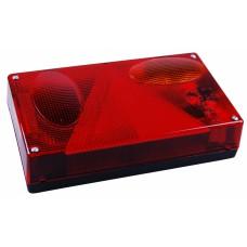 Четырехкамерный фонарь правый Geka 10381