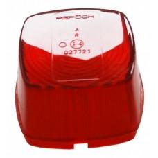 Запасное стекло Aspock Squarepoint Rot Cover Lens 10561 для габаритного фонаря 10560
