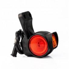 Фонарь габаритный правый 3-х цветный (красный, белый, жёлтый) Fristom FT-140 WP LED