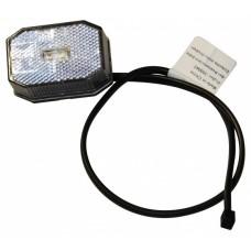 Передний белый контурно-габаритный фонарь с отражателем Aspock Flexipoint LED 60200