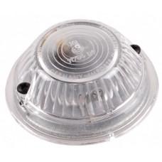Передний белый контурно-габаритный фонарь с металлической основой Jokon 10564