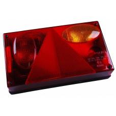 Четырехкамерный фонарь правый Geka 10873