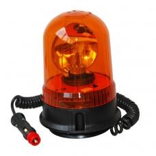 Проблесковый маяк Ajba оранжевый от прикуривателя 10797
