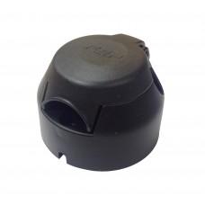 Розетка 7-контактная FEP с выключателем 10160