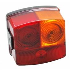 Трехкамерный задний фонарь правый Hella 60033