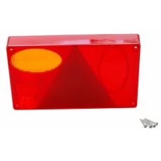 Запасное стекло Geka для четырехкамерного фонаря 10380