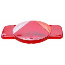 Запасное стекло Humbaur для правого фонаря прицепа 10991
