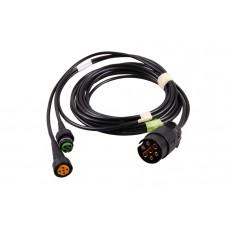 Соединительный кабель 7-контактный Aspock 7 Poliger Stecker 100971