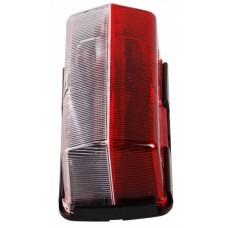 Контурно-габаритный фонарь красно-белый Jokon 10085