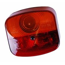 Трехкамерный фонарь левый Geka 10864