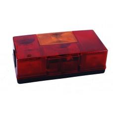 Четырехкамерный фонарь правый Hella 100391