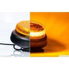 Проблесковый маячок оранжевый Fristom FT-100 3S DF LED