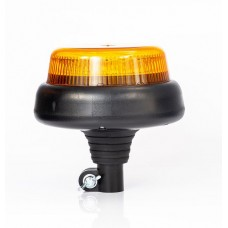 Проблесковый маячок оранжевый Fristom FT-100 LED PI