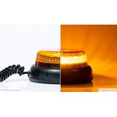 Проблесковый маячок оранжевый Fristom FT-100 LED MAG M30