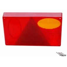 Запасное стекло Geka для четырехкамерного фонаря 10381