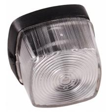 Передний белый контурно-габаритный фонарь Aspock Squarepoint Weiss 10026