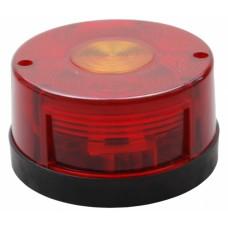 Трехкамерный фонарь круглый Veralux 10391
