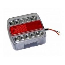 Фонарь светодиодный трехкамерный Bakker левый / правый 63780-303902