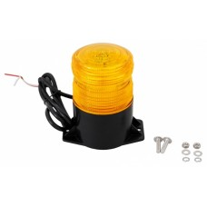 Проблесковый маячок HP-trailer желтый LED 10891
