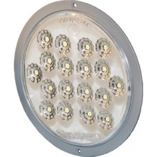 Фонарь внутреннего освещения Proplast LED 12V белый с кабелем 0,5 м арт:10494