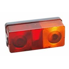 Трехкамерный фонарь Hella правый 60037