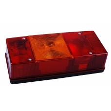 Четырёхкамерный фонарь Geka, левый 10012